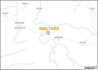 map of Saoltikra