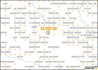 map of Schacha