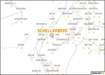 map of Schellenberg