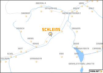 map of Schleins