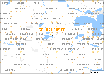 map of Schmalensee