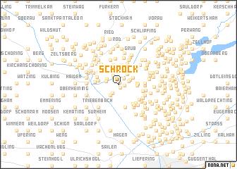 map of Schröck