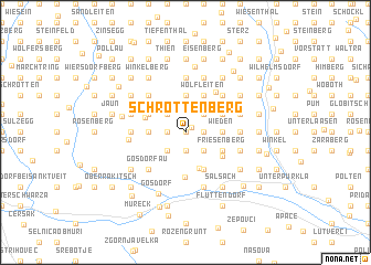 map of Schröttenberg