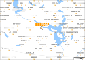 map of Seedorf