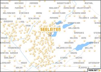 map of Seeleiten