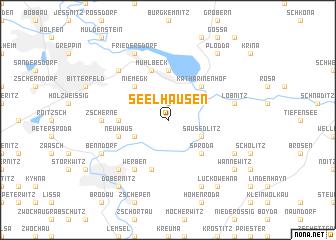 map of Seelhausen