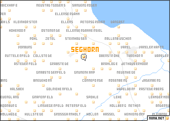 map of Seghorn