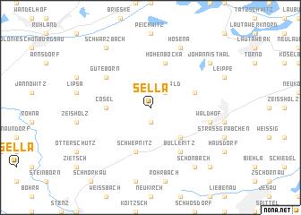 map of Sella