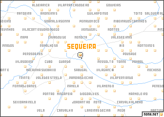 map of Sequeira