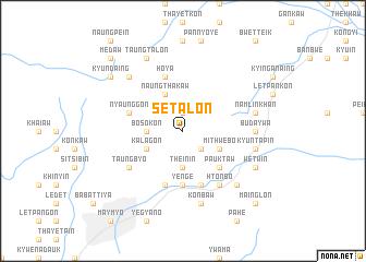 map of Se-ta-lon