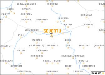 map of Seventū