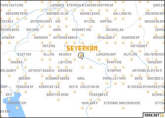 map of Seyerkam