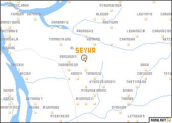 map of Seywa