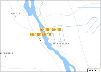 map of Shabashah