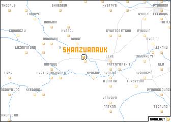 map of Shanzu Anauk
