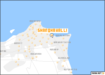 Sharq awall Kuwait map nonanet