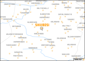 map of Shivbosi