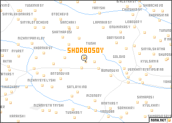 map of Shor-Bosoy