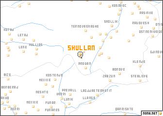map of (( Shullan ))