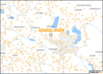 map of Shunglipura