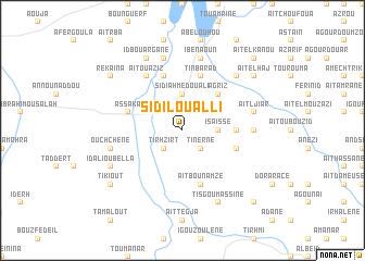 map of Sidi Loualli