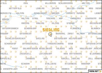 map of Siedling