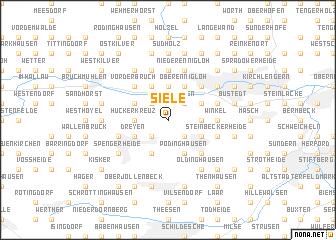 map of Siele
