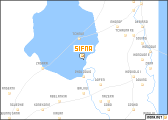 map of Sifna