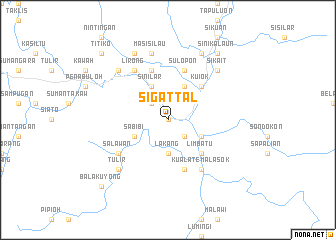 map of Sigattal