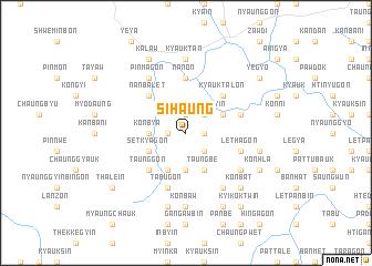 map of Sihaung