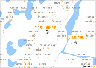 map of Siliombe