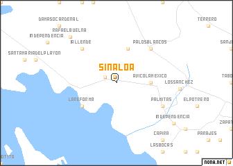 Mexico Map Sinaloa.Sinaloa Mexico Map Nona Net
