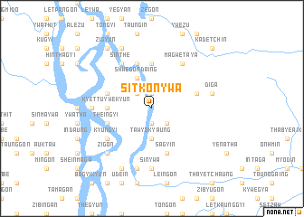 map of Sitkônywa