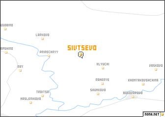 map of Sivtsevo