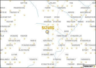 map of Sizung