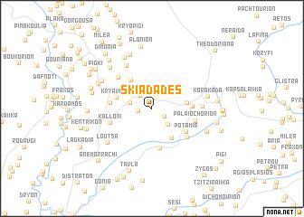 map of Skiadádes