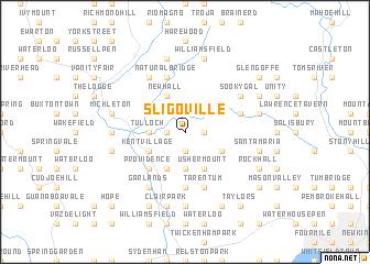 sligoville (jamaica) map nona net Sligoville Jamaica Map map of sligoville sligoville jamaica history