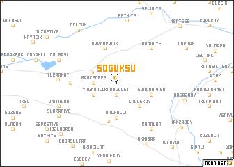 map of Soğuksu