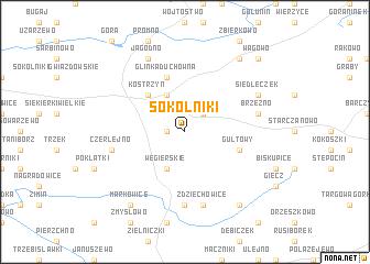 map of Sokolniki