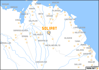 map of Solipat