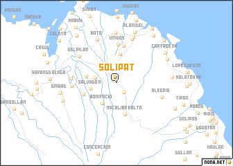 map of Solipat
