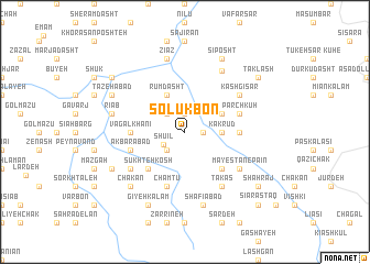 map of Solūkbon
