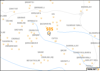 map of Sos