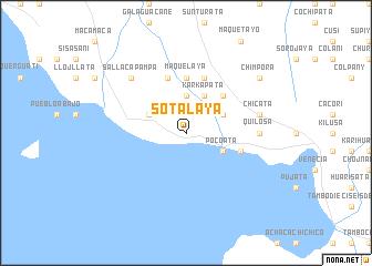 map of Sotalaya