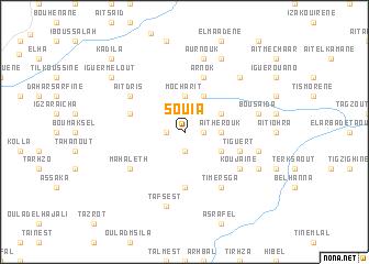 map of Souia