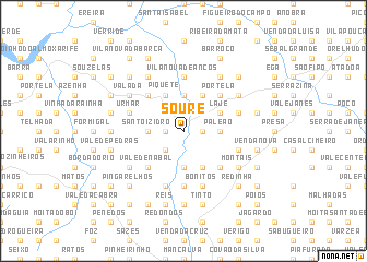 map of Soure