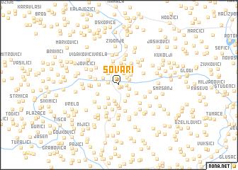 map of Sovari
