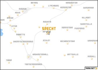 map of Specht