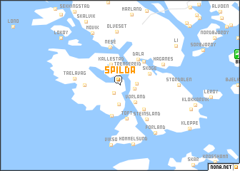 map of Spilda
