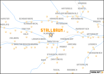 map of Stallbaum